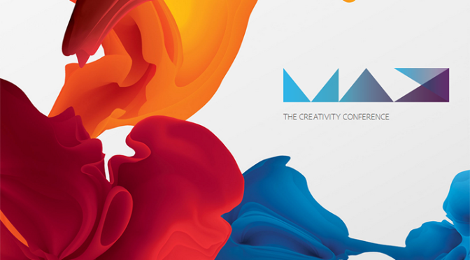 Adobe MAX: Creative Cloud is OS for creativity