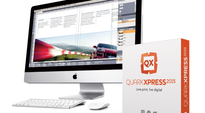 QuarkXPress 2015