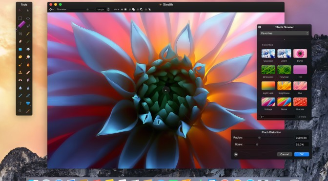 Watch out… <p> The Pixelmator is coming </p>