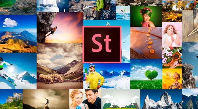 Adobe into Stock