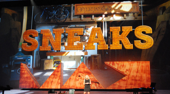 Surface Book op Sneak Peaks