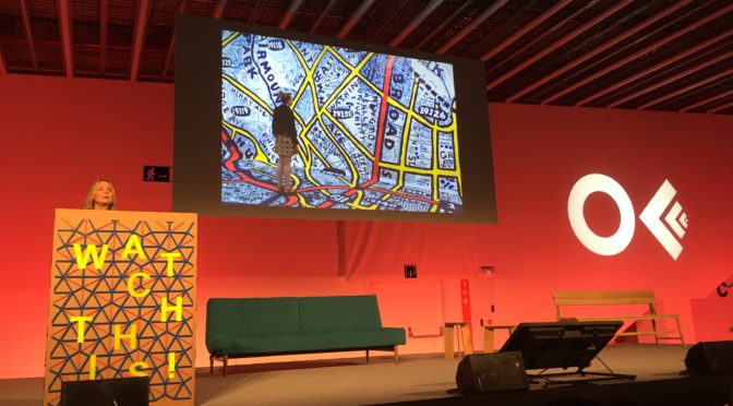 OFFF 2016: maps from Paula Sher