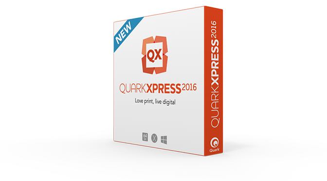 HTML5 in QuarkXPress 2016