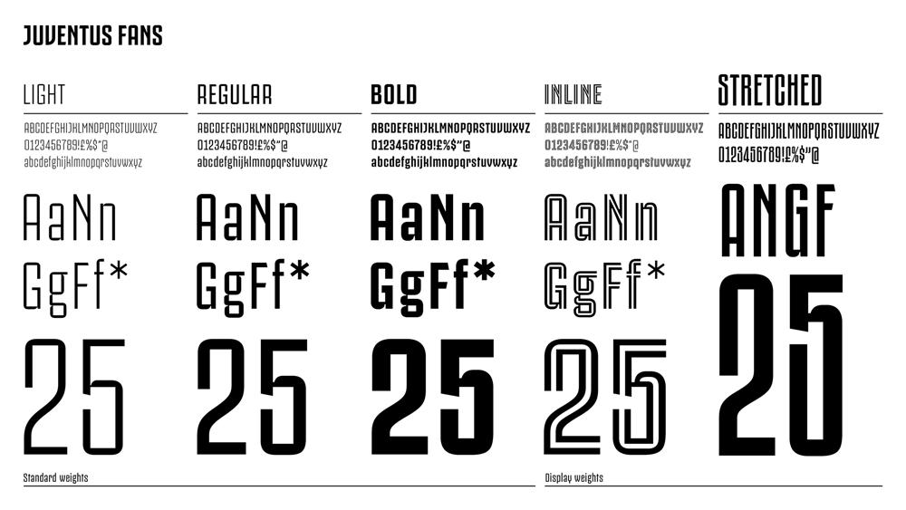 Een eigen font