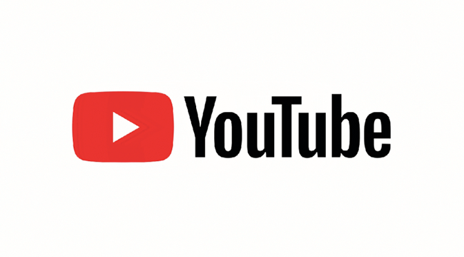 Nieuw logo YouTube