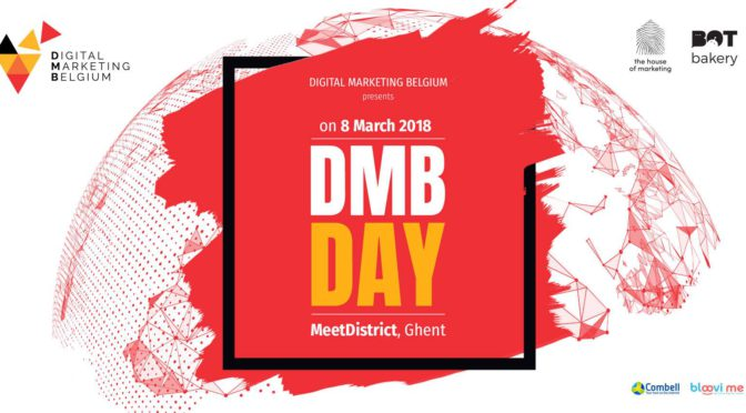 Digital Marketing Belgium Day