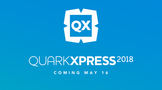 QuarkXPress 2018