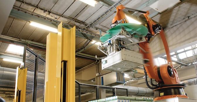 Volledig geautomatiseerde drukfabriek utopie?