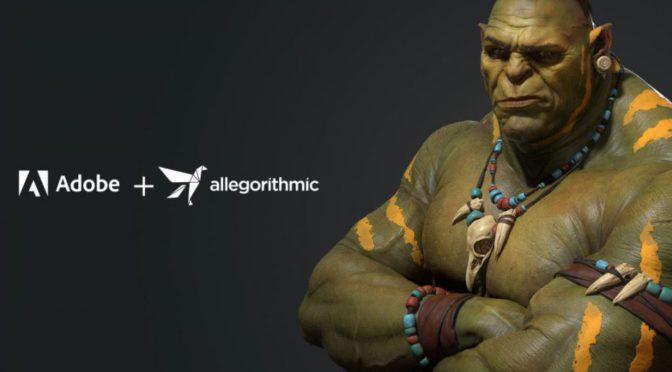 Adobe koopt 3D