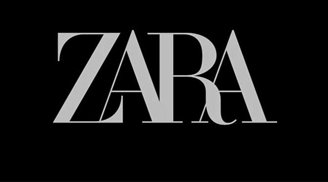 Zara in het nieuw