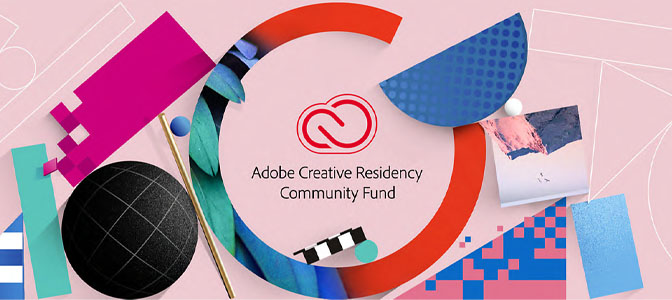 Adobe Creative Residency Community Fund