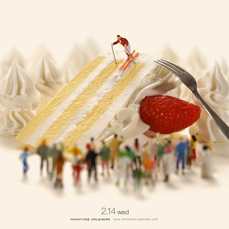 Tanaka cake