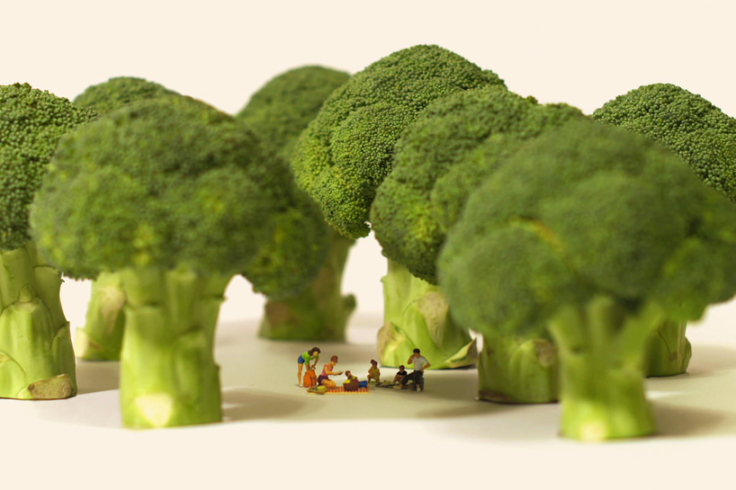 Tanaka en broccoli