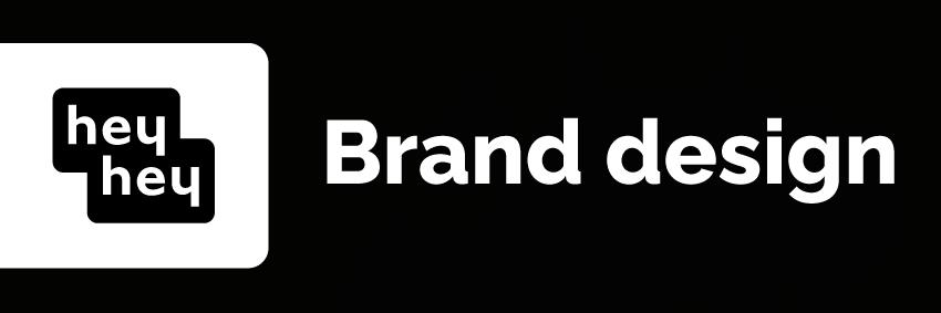 Hey Hey - brand design