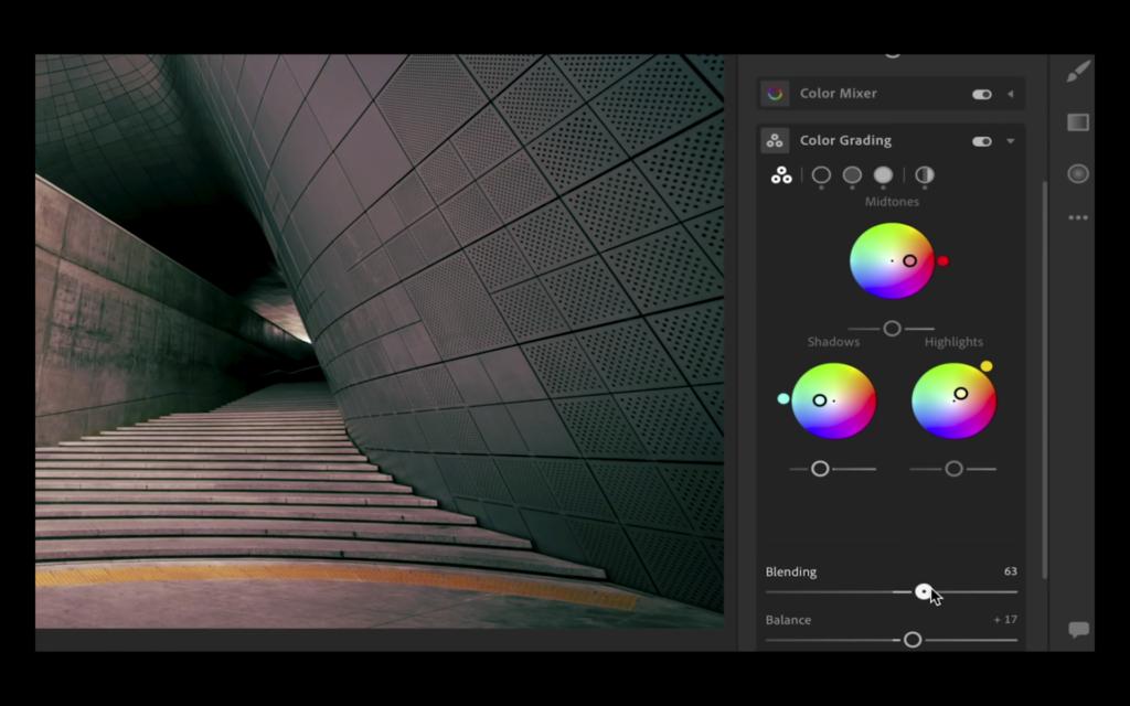Advanced Color Grading