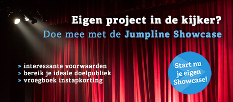 Eigen project in de kijker? Showcase!