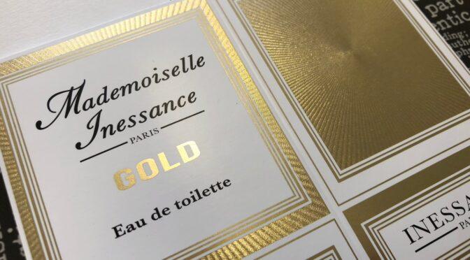 Mademoiselle Inessance … pleit schuldig aan verleiding …