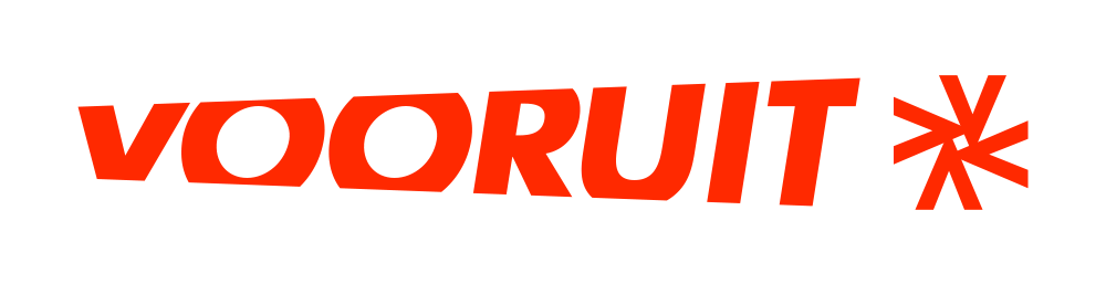 vooruit logo met roos