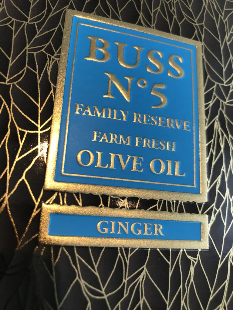 Olive Oil - Buss n°5